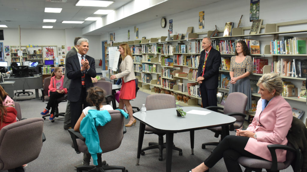 Enhanced Learning with 3D Printers in Manchester School District